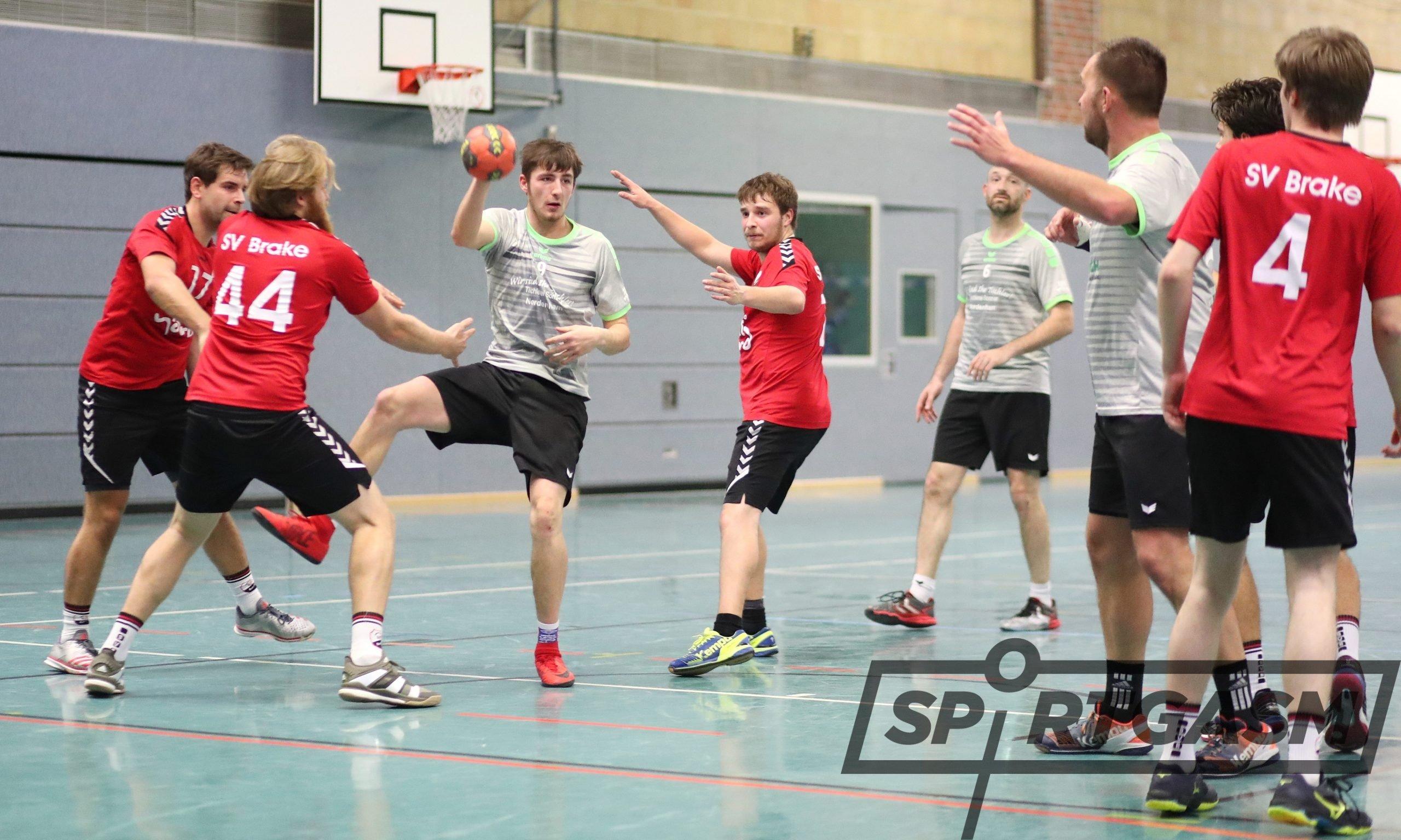 Ergebnis Handball