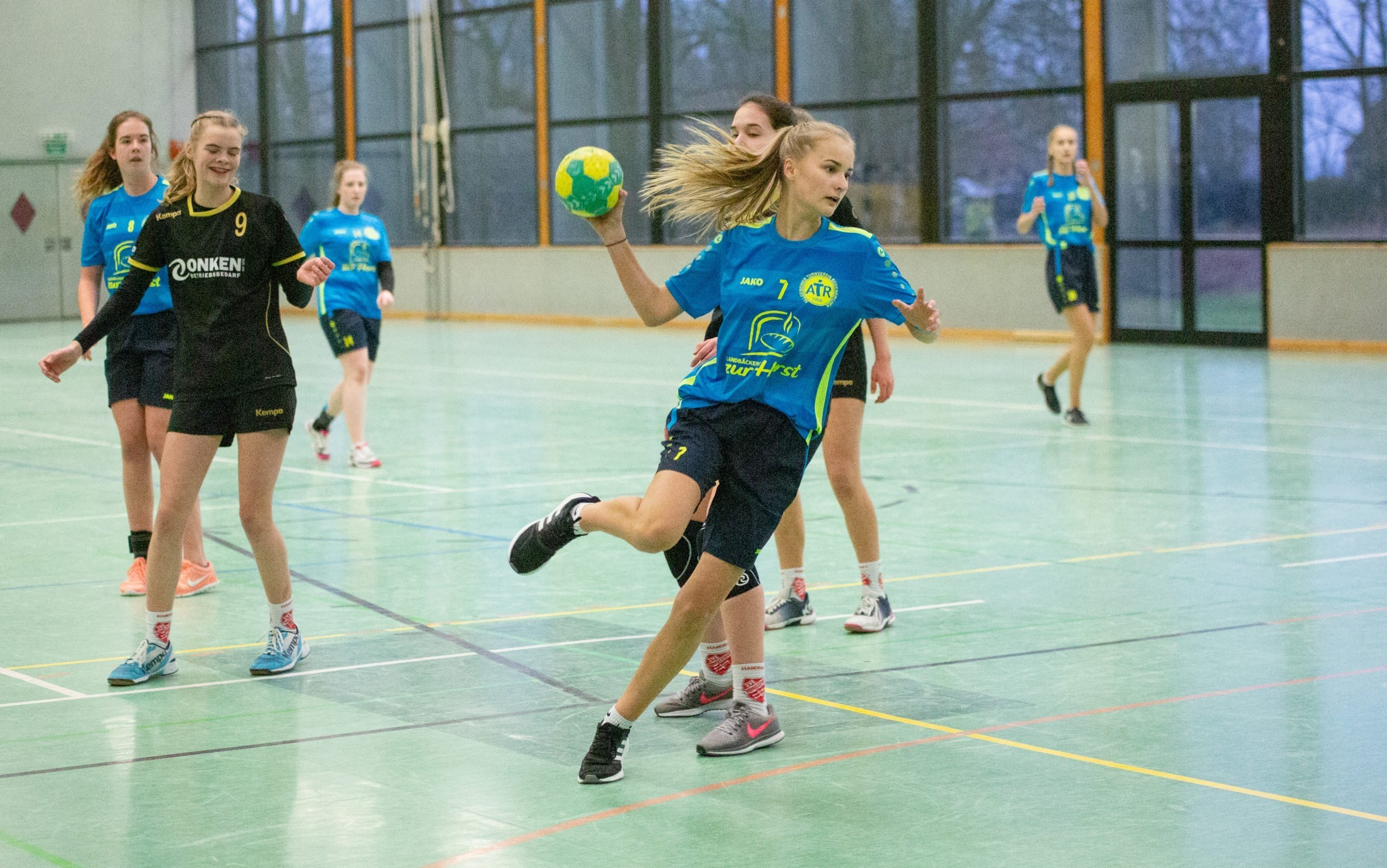 Handballergebnisse